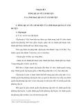 Tài liệu bồi dưỡng Lãnh đạo, quản lý cấp huyện - Chuyên đề 1