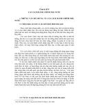 Tài liệu bồ dưỡng ngạnh chuyên viên và tương đương - Chuyên đề 8: Cải cách hành chính nhà nước