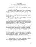 Tài liệu bồi dưỡng ngạch cán sự và tương đương - Chuyên đề 24: Quản lý nhà nước về quốc phòng và an ninh, trật tự an toàn xã hội