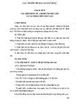Tài liệu bồi dưỡng ngạch chuyên viên cao cấp - Chuyên đề 10, 11: Cục diện kinh tế - chính trị thế giới và tác động đến Việt Nam