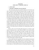 Tài liệu bồi dưỡng ngạch cán sự và tương đương - Chuyên đề 4: Công chức và đạo đức công vụ