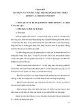 Tài liệu bồi dưỡng Lãnh đạo, quản lý cấp huyện - Chuyên đề 2