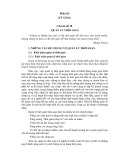 Tài liệu bồ dưỡng ngạnh chuyên viên và tương đương - Chuyên đề 10: Quản lý thời gian