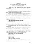 Tài liệu bồi dưỡng ngạch cán sự và tương đương - Chuyên đề 13: Kỹ năng thu thập và xử lý thông tin trong quản lý hành chính