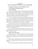 Tài liệu bồi dưỡng ngạch cán sự và tương đương - Chuyên đề 25: Quản lý hành chính tư pháp của cơ quan hành chính