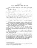 Tài liệu bồ dưỡng ngạnh chuyên viên và tương đương - Chuyên đề 2: Tổ chức bộ máy hành chính nhà nước