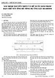 Xác định nguyên nhân và đề xuất giải pháp hạn chế nứt ống bê tông dự ứng lực D2400mm