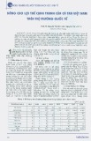 Nâng cao lợi thế cạnh tranh của cá tra Việt Nam trên thị trường quốc tế