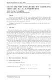 Một số bài toán biên liên kết đối với phương trình điều hòa và song điều hòa
