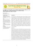 Vai trò của việc tiếp cận các phương tiện truyền thông ở vùng bị nhiễm mặn và biến đổi khí hậu ở xã Bình Thành, huyện Thoại Sơn, tỉnh An Giang