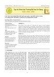 Các yếu tố ảnh hưởng đến kết quả học tập môn Tâm lý học của sinh viên trường Cao đẳng Sư phạm Kiên Giang