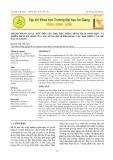 Thành phần loài, mức độ gây hại, đặc điểm hình thái, sinh học và thiên địch ký sinh của sâu sừng họ Sphingidae gây hại trên cây mè tại An Giang