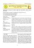 Kiểm định các nhân tố vĩ mô tác động đến thị trường chứng khoán Việt Nam