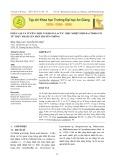 Phân lập và tuyển chọn vi khuẩn lactic chịu nhiệt sinh Bacteriocin từ thực phẩm lên men truyền thống