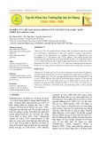 Nghiên cứu chế tạo Oligochitosan từ vỏ tôm và mai mực bằng chiếu xạ gamma Co-60
