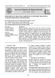 Biodiversity of nematode composition of millipede trigoniulus corallius (Diplopoda: Trigoniulidae)