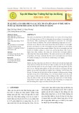 Tỉ lệ thừa cân béo phì và các yếu tố có liên quan ở trẻ 5 đến 6 tuổi tại thành phố Long Xuyên tỉnh An Giang