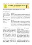 Sự phân bố phiêu sinh vật ở búng Bình Thiên, tỉnh An Giang