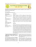 Giải quyết tranh chấp hợp đồng thương mại dịch vụ bằng trọng tài thương mại tại Việt Nam