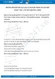 Hướng dẫn giải bài 56,57,58,59,60 trang 104 SGK Hình học 7 tập 1