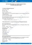 Giải bài số thập phân bằng nhau SGK Toán 5