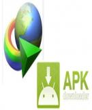 Cách tải file APK bằng IDM