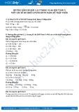 Giải bài viết số đo khối lượng dưới dạng số thập phân SGK Toán 5