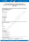 Giải bài luyện tập chia một số thập phân cho một số thập phân SGK Toán  5 (tiếp theo)