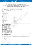 Hướng dẫn giải bài 1,2,3,4 trang 68 SGK Toán 5