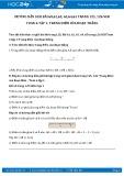 Hướng dẫn giải bài 61,62,63,64,65 trang 126 SGK Hình học 6 tập 1