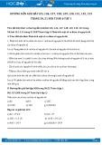 Hướng dẫn giải bài 132,133 trang 51 SGK Đại số 6 tập 1