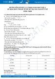 Hướng dẫn giải bài 1 trang 83 SGK Toán 5