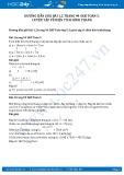 Giải bài tập luyện tập diện tích hình thang SGK Toán 5