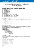 Hướng dẫn giải bài 1,2,3,4 trang 77 SGK Toán 5