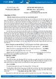 Đề thi thử THPT Quốc gia năm 2017 môn Ngữ văn lần 2 - Trường THPT Triệu Sơn I (có đáp án)