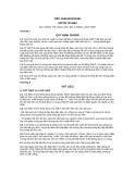 Tiêu chuẩn ngành 22 TCN 79:1984