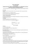 Tiêu chuẩn ngành 22 TCN 295:2002