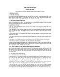 Tiêu chuẩn ngành 04 TCN 75:2006