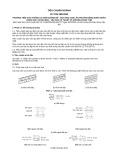 Tiêu chuẩn ngành 22 TCN 298:2002