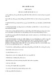 Tiêu chuẩn ngành 58 TCN 21:1974