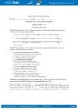 Đề thi thử THPT Quốc gia năm 2017 môn Tiếng Anh - Trường THPT Thoại Ngọc Hầu (có đáp án)