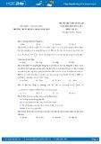 Đề thi thử THPT Quốc gia năm 2017 môn Vật lý lần 1 - Trường THPT Chuyên Thoại Ngọc Hầu (có đáp án)
