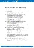 Đề thi thử THPT Quốc gia năm 2017 môn Vật lý - Trường THPT Phan Châu Trinh (có đáp án)