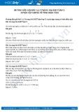 Giải bài luyện tập chung về tính diện tích SGK Toán 5