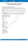 Hướng dẫn giải bài 1 trang 116 SGK Toán 5