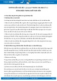 Giải bài tập 1,3,4,5,6,7 trang 106 SGK Vật lý 11