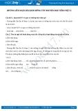 Giải bài tập bài Chim rừng Tây nguyên SGK Tiếng Việt 2