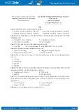 Đề thi thử THPT Quốc gia năm 2017 môn Địa lý - Trường THPT Nguyễn Văn Trỗi (có đáp án)