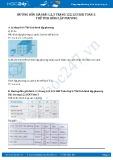Giải bài thể tích hình lập phương SGK Toán 5