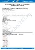 Hướng dẫn giải bài 3 trang 125 SGK Toán 5